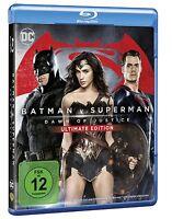 Batman v Superman: Dawn of Justice – Ultimate Edition [Blu-ray](NEU/OVP) 2 Disc