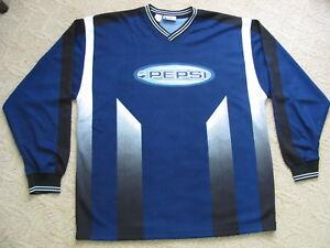 Brand New Pepsi Soccer Goalie Jersey: Moyenne Ou Xl (votre Choix)-afficher Le Titre D'origine