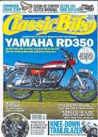 6 Copies of Classic Bike Magazine : Issues January to June 2013 (NEW COPIES)