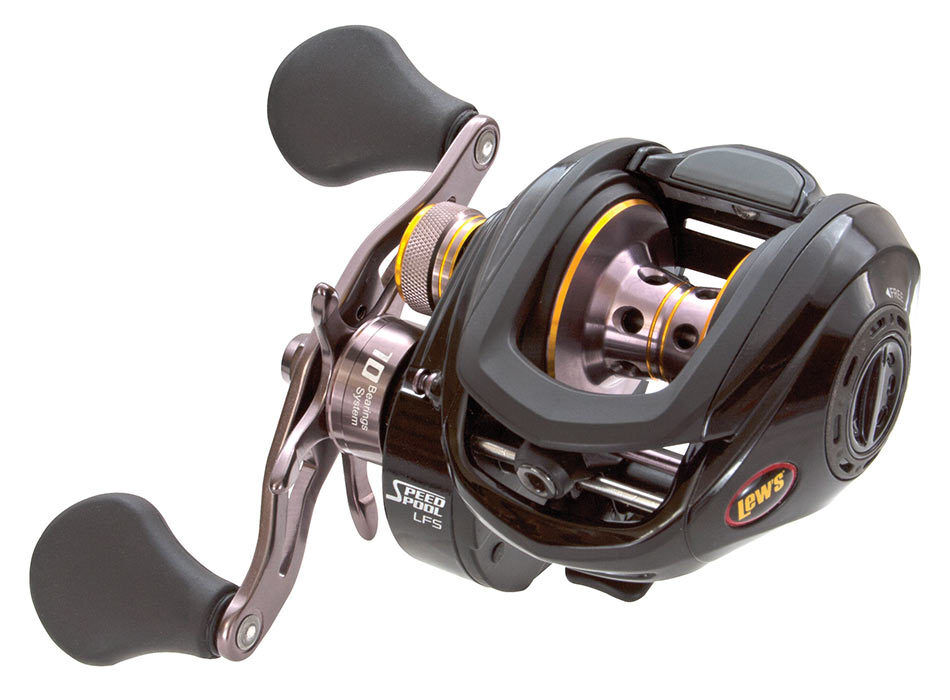 Lew's Tournament MB Speed Spool LFS Baitcast Reel - 5.6 1 - TS1SMB
