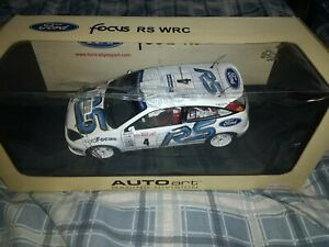 Autoart-1-18-FORD-FOCUS-WRC-Monte-Carlo-2003-Martin-Park