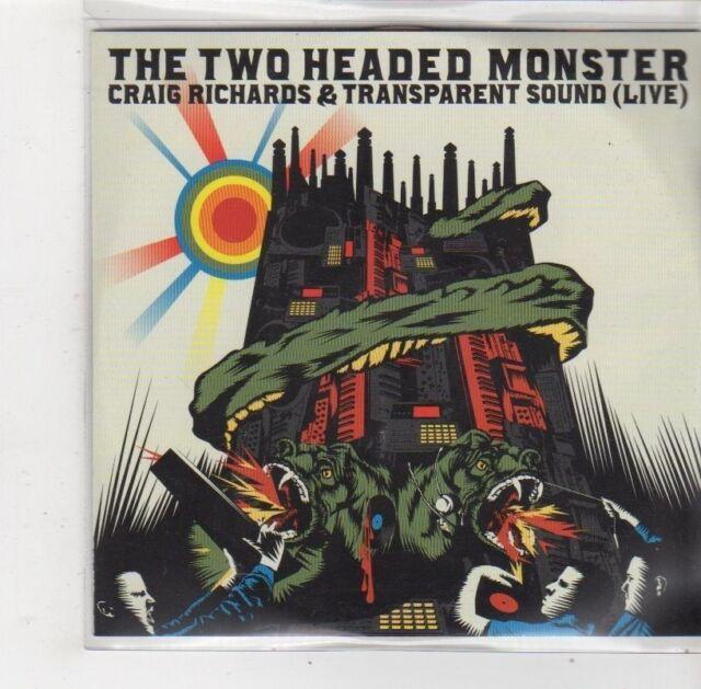 (FQ463) The Two Headed Monster, Craig Richards & Transparent Sound - 2006 DJ CD