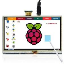 Tft Lcd Display Hdmi Interface 5in Touch Screen Monitor Simple Electrical Module