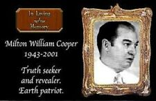Huge William 'Bill' Cooper Audio Collection (Inc 9/11/2001 Broadcast) on 2 DVD-R