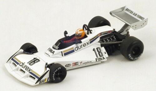 Spark Modèle 1 43 S4012 Surtees TS19  18 Monaco GP 1978 - Keegan NOUVEAU