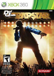 Def Jam Rapstar (Game Only) (Bilingual Cover) New Xbox
