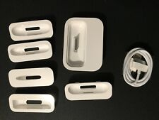 Apple Universal Dock for iPod and iPhone USB 30 Pin MC746LL/A   NO REMOTE