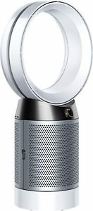 Dyson-DP04-Pure-Cool-Desk-Fan-Air-Purifier-with-Remote-White-Silver
