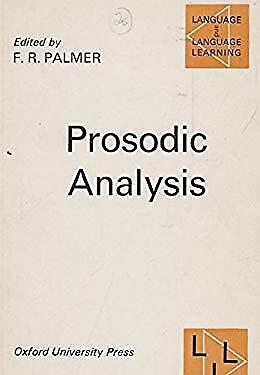 Prosodic Analysis by n