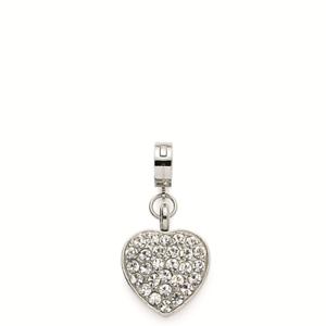 Leonardo Schmuck Anhänger Herz mit Steine Darlin´s Glamoroso 015521 Maxi Clip