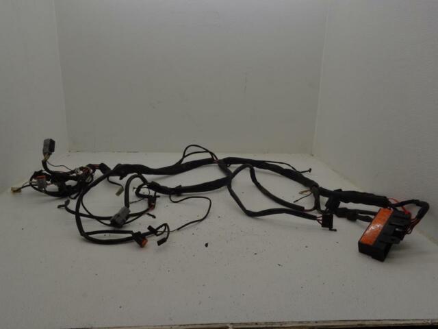 1997 Harley Davidson Road King Main Wire Wiring Harness Flhr Flhri