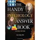 The Handy Psychology Answer Book by Lisa J. Cohen (Paperback, 2016)