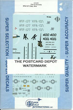 1/48 SuperScale Decals US Navy F/A-18A Hornet VFA-137 CAG & VX-4 48-360