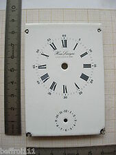 Cadran HOUR LAVIGNE pendule,pendulette Uhr zifferblatt 60x86 mm dial N 14.1