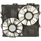 Dual Radiator and Condenser Fan Assembly-Rad / Cond Fan Assembly fits 04-08 SRX