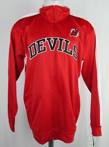85e9345d6 Image is loading New-Jersey-Devils-Men-039-s-Red-Lightweight-