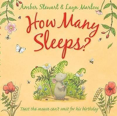 Stewart, Amber, How Many Sleeps, Very Good Book