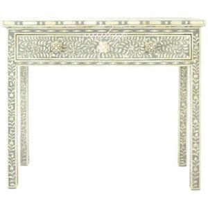 Handmade-Bone-Inlay-Grey-Console-Table