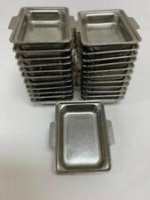 Sakura Tissue Tek Lab Tek Stainless Steel Base Molds 37x24x5 Mm Set Of 24