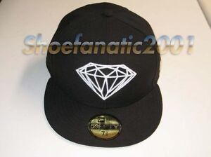 8c6b719e011 New Era Diamond Supply Co Brilliant Edition Fitted hats Diamond ...