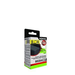 Kit nr 2 spugna di ricambio asap 300 aquael filtro interno for Filtro per tartarughiera
