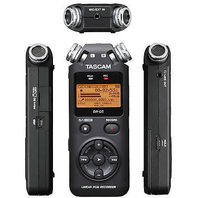 Tascam DR05 V2 2015 Version - Now includes 4Gb SD Card  - Free Delivery