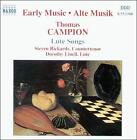 Campion: Lute Music (CD, Apr-1999, Naxos (Distributor))