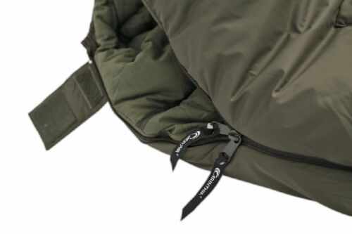 CARINTHIA Sac De Couchage Brenta olive Large Taille L droite allroundschlafsack