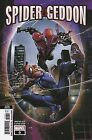 Spider-geddon #1 1 in 25 Variant Cover Javi Garron Marvel Comics