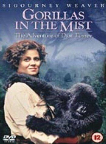 Gorillas In The Mist [1988] [DVD][Region 2]