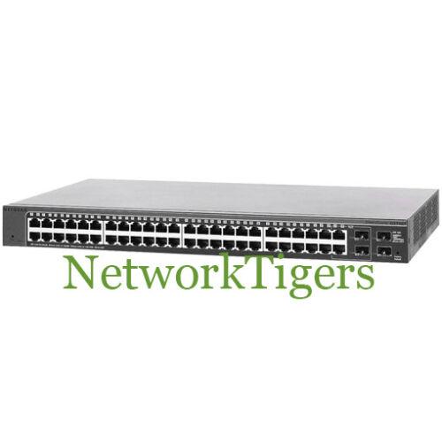 Netgear GS748T v4 ProSafe Smart 48-Port Gigabit 4-Port SFP Switch