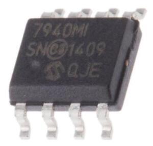 5 x microchip mcp7940m i sn real time clock calendar i2c nv sram 64bimage is loading 5 x microchip mcp7940m i sn real time