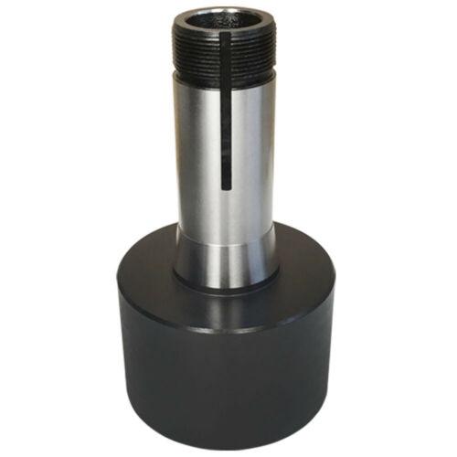 3/'/' Diameter Steel Collet 3/'/' x 3/'/' 5C Fixture Mount Precision Lathe Face Plate