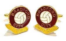 BRADFORD CITY (VALLEY PARADE CUFFLINKS