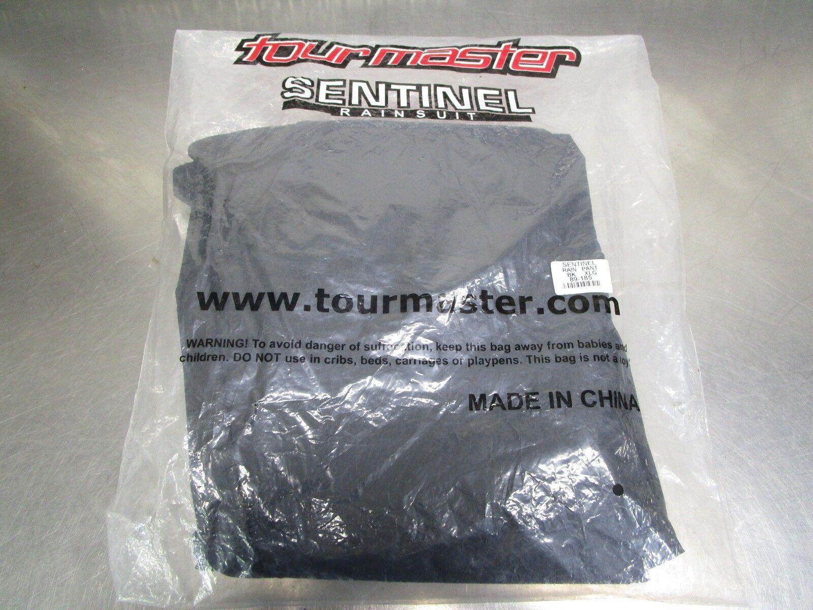 Tourmaster Mens Sentinel LE Motor Officer Rainsuit Jacket 3X-Large