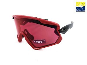 9391c2189c658 Oakley Windjacket 2.0 9418 0645 06 Prizm Snow Viper Red Sports ...