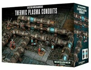 Sector-Mechanicus-Thermic-Plasma-Conduits-Warhammer-40k-Brand-New-64-69