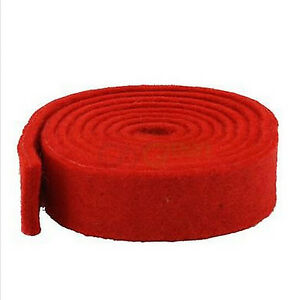 Piano Tuning Wool Felt Temperament Strip - Tapered Mute LW