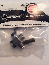 Sportwerks SWK4226 Carb/Carburetor Main Body for .05 Engine: 1/16 Chaos