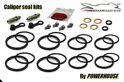 2008 /& 2009 Suzuki GSX650 F Front Brake Caliper Seal Rebuild Repair Kit x 2