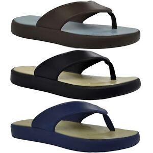 """Soft Science Confort Chaussures ~ Skiff Flip Flop ~ 3 Couleurs ~ Unisexe ~ Rrp £ 32 ~ Toutes Les Tailles-~rrp £32~all Sizes"""" afficher Le Titre D'origine"""