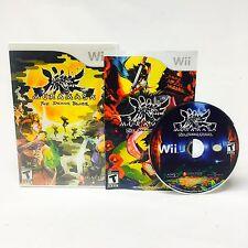 Muramasa: The Demon Blade Nintendo Wii Complete Mint Shape Free Shipping!
