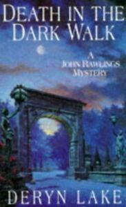 Death-in-the-Dark-Walk-A-John-Rawlings-Mystery-by-Lake-Deryn-Paperback-Book