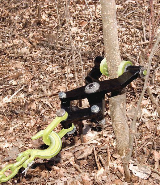 Brush Grubber Tree Remover Stub Clump Grabber Grip Puller Shrub Tugger Stumps