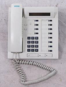 Siemens-Optiset-E-Standard-Telefon-Systemtelefon-Buero-Firma-Anlage