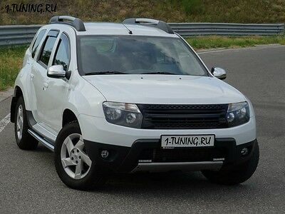 2010 2016 dacia duster tuning and accessories collection on ebay. Black Bedroom Furniture Sets. Home Design Ideas
