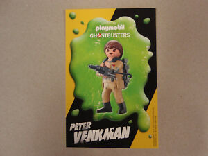 Playmobil-Aufkleber-Sticker-Ghostbusters-Peter-Venkman-2017-NEU-unbenutzt