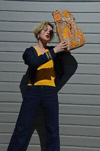 Vintage True anni '60 Ddr Handbag Plastic Gdr Bag Erfurt Bag 70's Veb Pouch qY8zw0f
