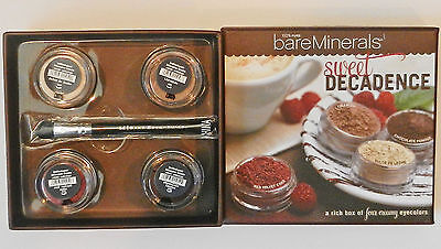 Bare Escentuals SWEET DECADENCE EYE KIT Retail Value $60!