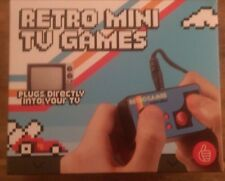 RETRO GAMES MINI CONSOLE 200 GAMES PLUG AND PLAY IN YOUR TV